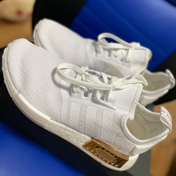 Adidas Ultra Boost White Sneakers